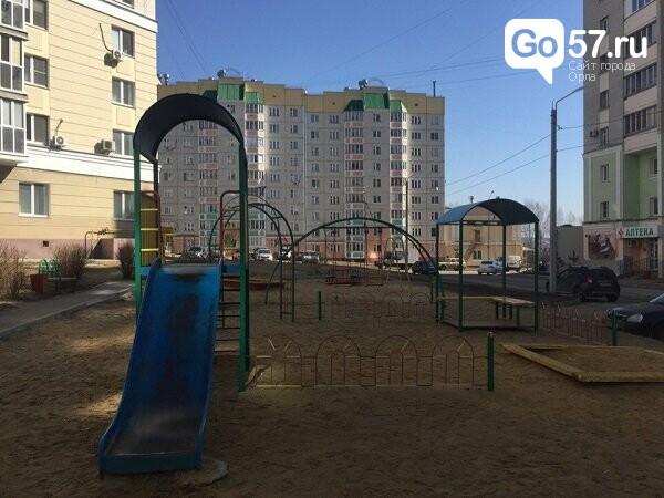 """Как содержатся площадки в Орле: район """"Новая Ботаника"""", фото-3"""