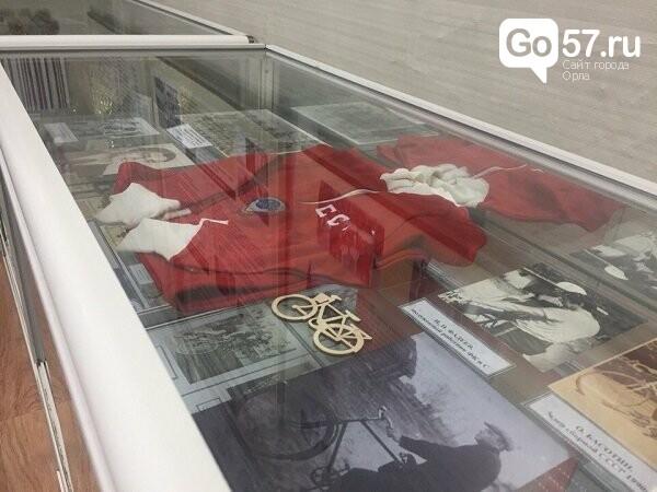 Личные вещи выдающихся спортсменов собрали в музее велоспорта, фото-6