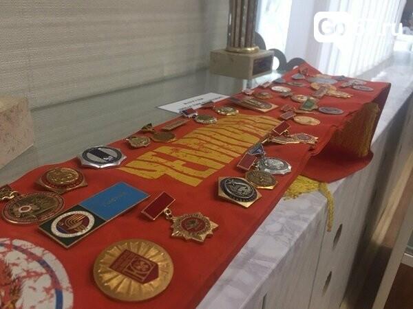 Личные вещи выдающихся спортсменов собрали в музее велоспорта, фото-2