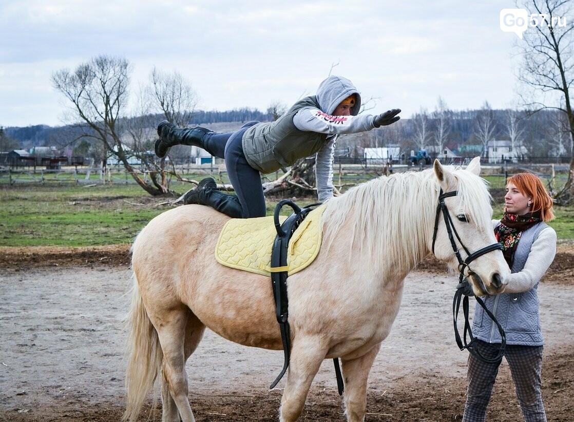 Как конный спорт влияет на оздоровление орловских детей , фото-6