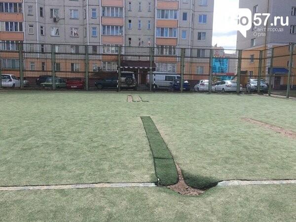 """Как содержатся детские площадки в Орле: район """"Наугорка"""", фото-4"""