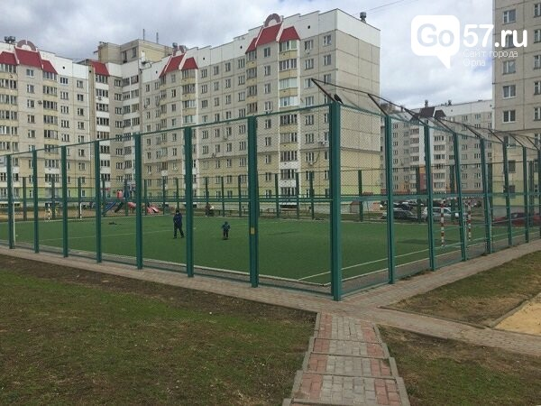 """Как содержатся детские площадки в Орле: район """"Наугорка"""", фото-11"""