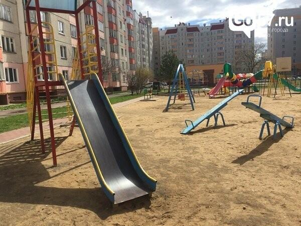 """Как содержатся детские площадки в Орле: район """"Наугорка"""", фото-16"""