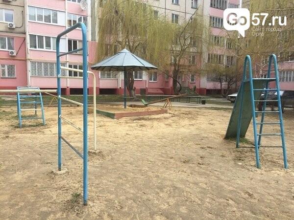 """Как содержатся детские площадки в Орле: район """"Наугорка"""", фото-17"""
