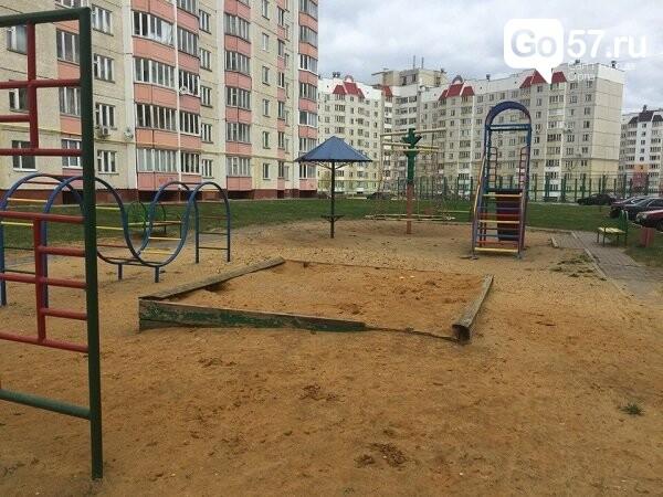 """Как содержатся детские площадки в Орле: район """"Наугорка"""", фото-18"""