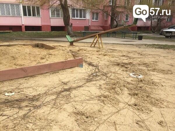 """Как содержатся детские площадки в Орле: район """"Наугорка"""", фото-19"""