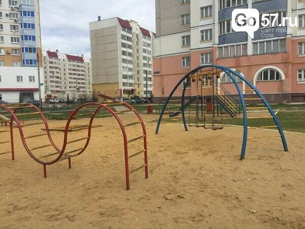 """Как содержатся детские площадки в Орле: район """"Наугорка"""", фото-10"""