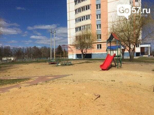 """Как содержатся детские площадки в Орле: район """"Наугорка"""", фото-1"""
