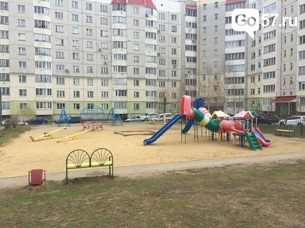 """Как содержатся детские площадки в Орле: район """"Наугорка"""", фото-3"""