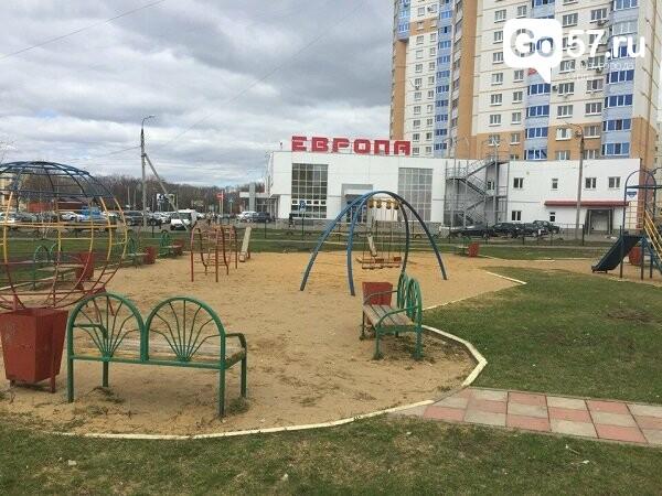 """Как содержатся детские площадки в Орле: район """"Наугорка"""", фото-12"""