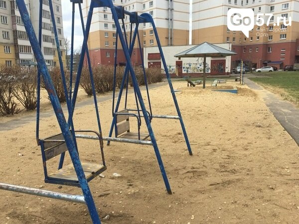"""Как содержатся детские площадки в Орле: район """"Наугорка"""", фото-13"""