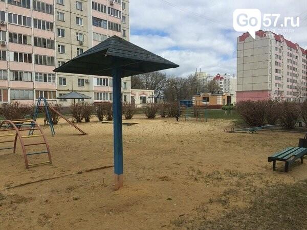 """Как содержатся детские площадки в Орле: район """"Наугорка"""", фото-14"""