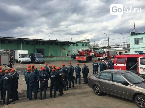 Учения МЧС: как работают спасатели Орла, фото-4