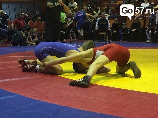 В Орле определили лучших в вольной борьбе, фото-3