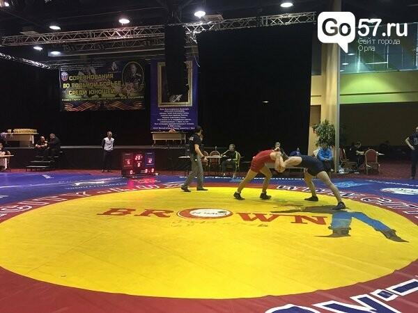 В Орле определили лучших в вольной борьбе, фото-7
