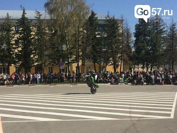 Андрей Клычков посетил открытие мотосезона в Орле, фото-9