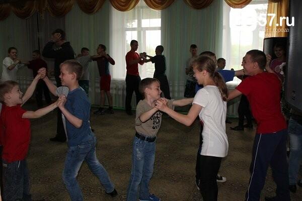Чемпионка России по бобслею посетила орловскую школу-интернат, фото-3