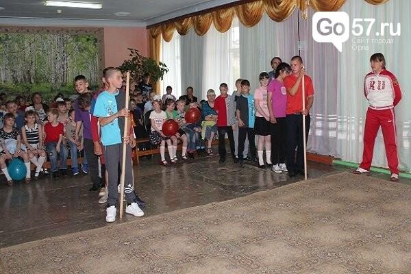 Чемпионка России по бобслею посетила орловскую школу-интернат, фото-7