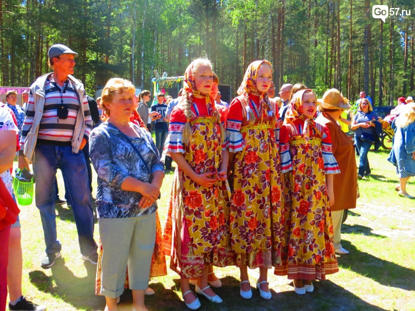 «Троицкие хороводы» - гордость Орловской области, фото-3