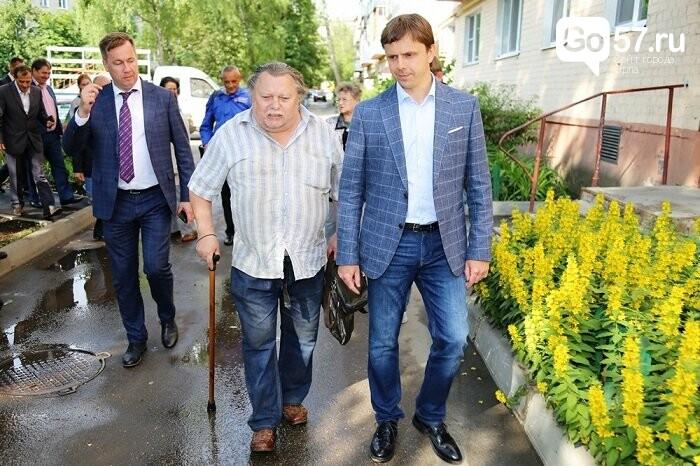 Андрей Клычков проверил как благоустраивают Железнодорожный район, фото-7