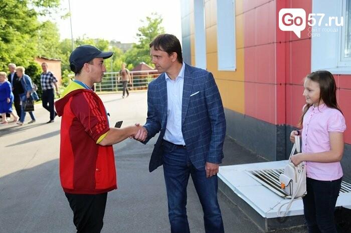 Андрей Клычков проверил как благоустраивают Железнодорожный район, фото-1
