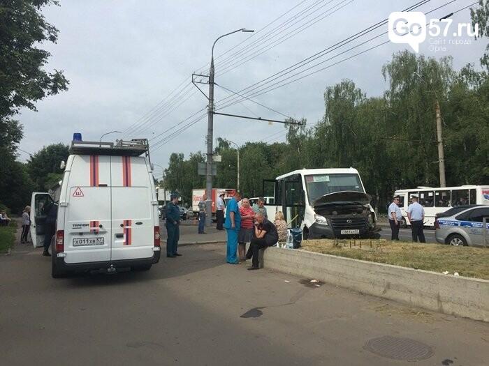 Орловцы пострадали в серьезном ДТП, фото-1