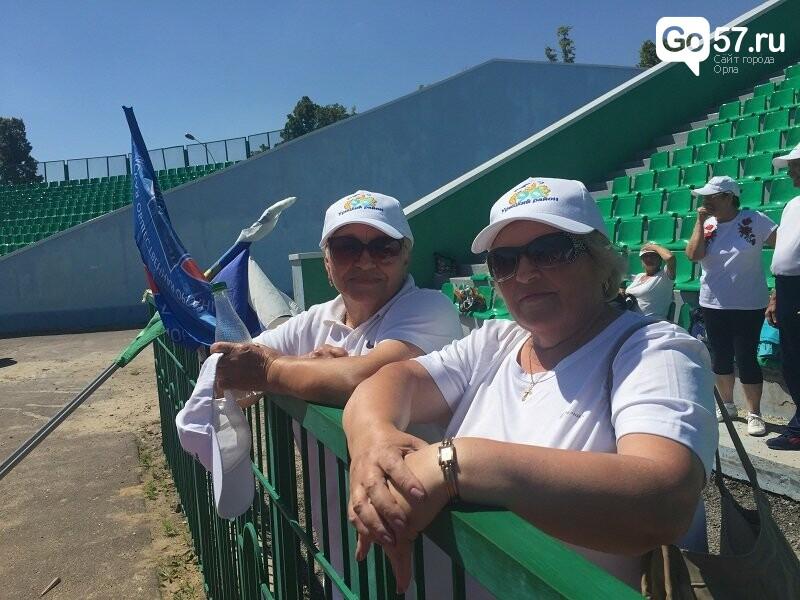 Спартакиада пенсионеров: вспомним, как это было в Орле, фото-21