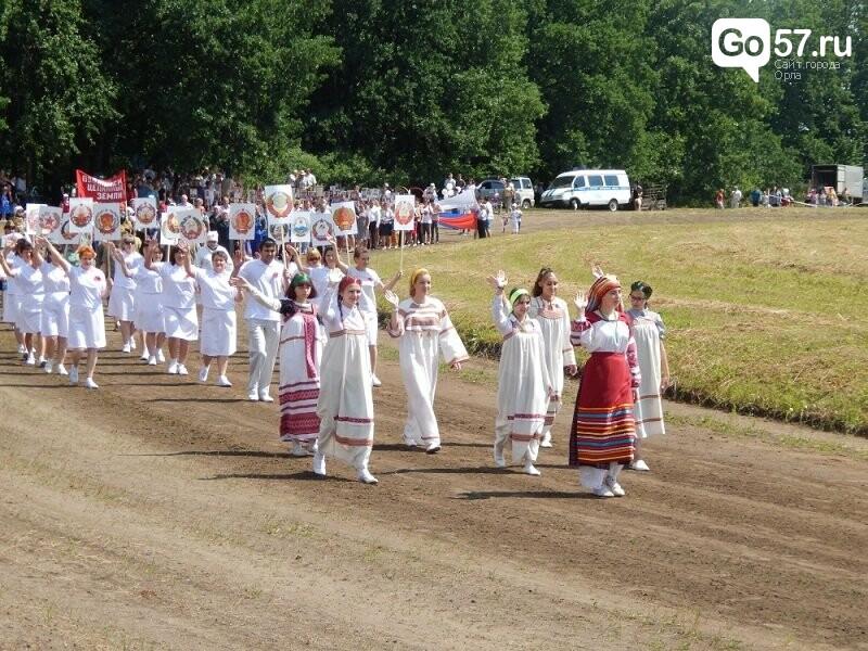Должанскому району Орловской области 90 лет, фото-1