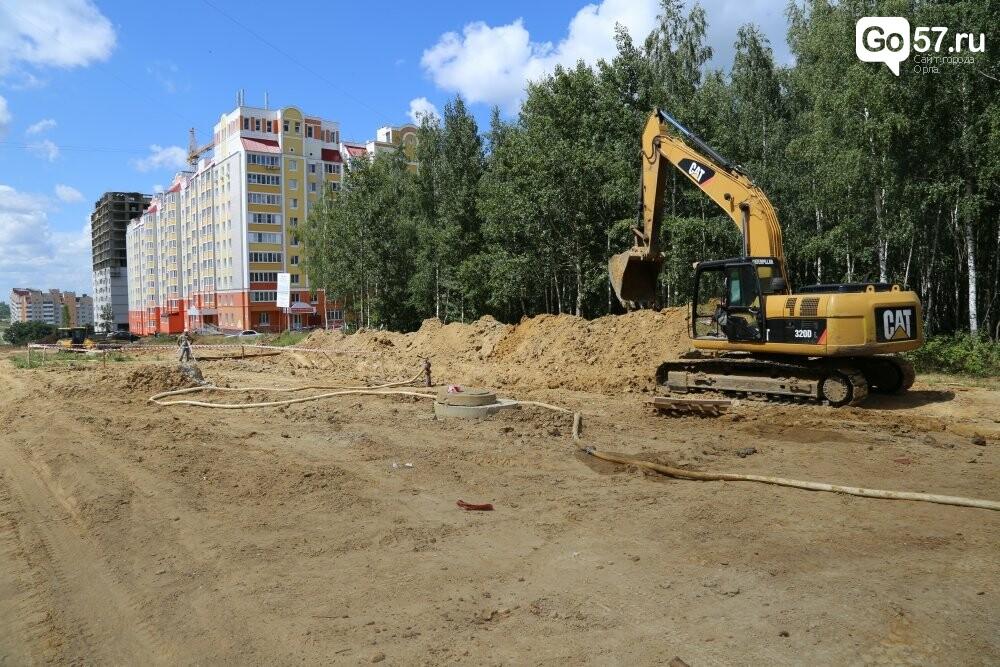 Дорогу на Родзевича-Белевича сдадут раньше по поручению правительства орловщины, фото-2