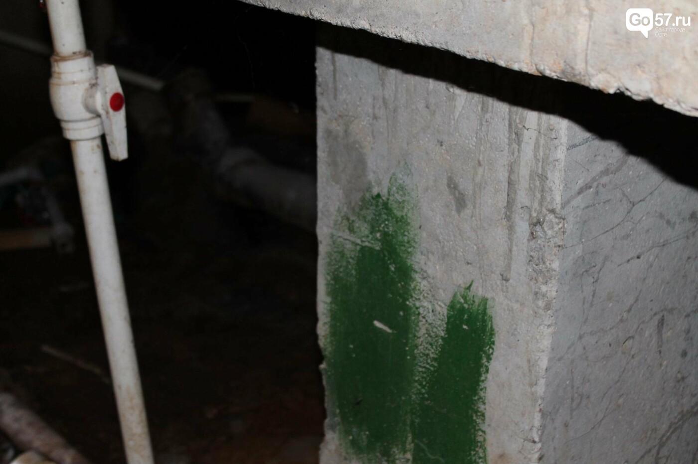Трубы горят: как орловцы живут с протекающим водопроводом в подвале, фото-6