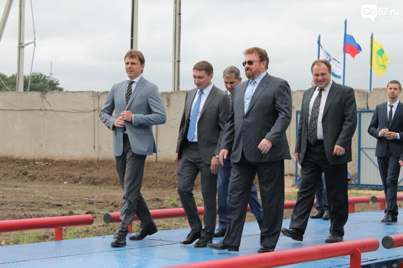 Новосильский район станет аграрным центром орловщины, фото-9