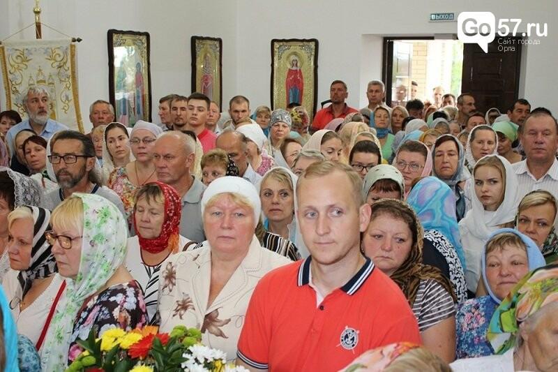 В Орловской области прошла литургия в честь 1030-летия Крещения Руси, фото-7