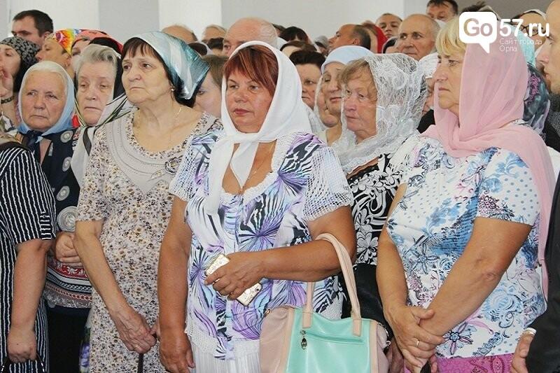 В Орловской области прошла литургия в честь 1030-летия Крещения Руси, фото-8