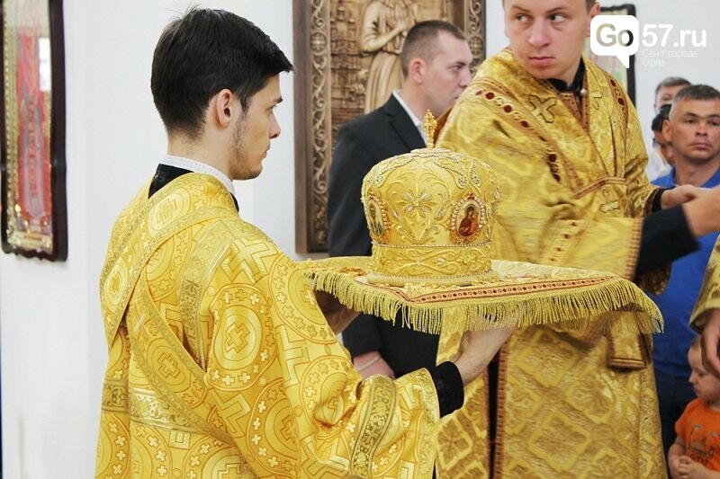 В Орловской области прошла литургия в честь 1030-летия Крещения Руси, фото-3