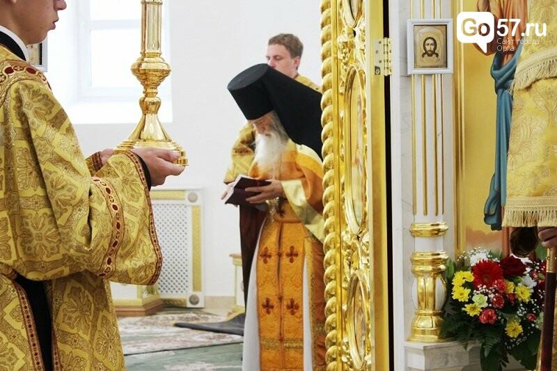 В Орловской области прошла литургия в честь 1030-летия Крещения Руси, фото-6