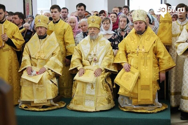 В Орловской области прошла литургия в честь 1030-летия Крещения Руси, фото-10