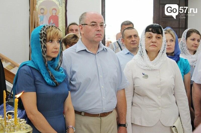 В Орловской области прошла литургия в честь 1030-летия Крещения Руси, фото-18