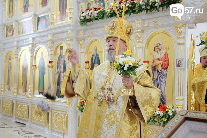В Орловской области прошла литургия в честь 1030-летия Крещения Руси, фото-14