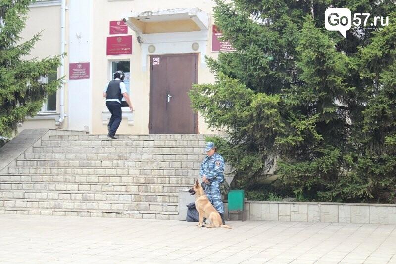 В Орловской области прошли тактические учения, фото-1