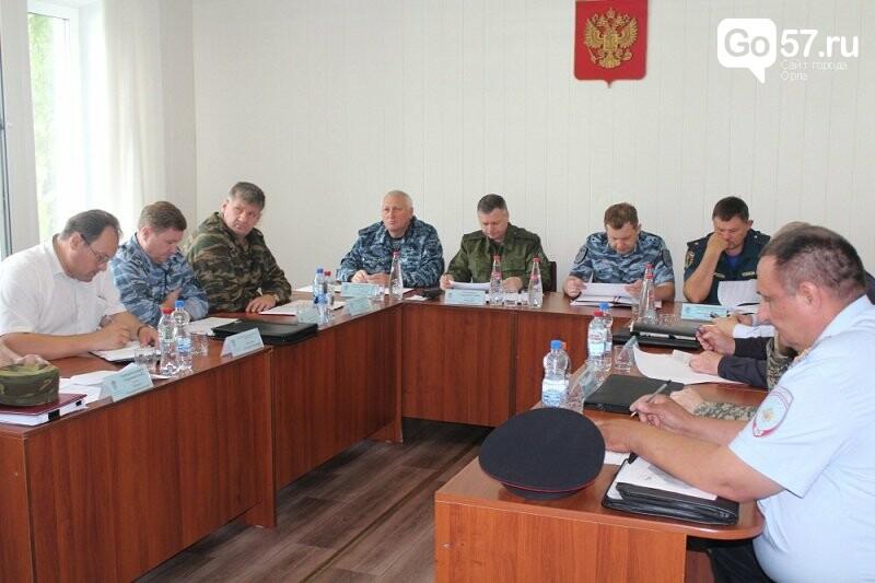 В Орловской области прошли тактические учения, фото-3