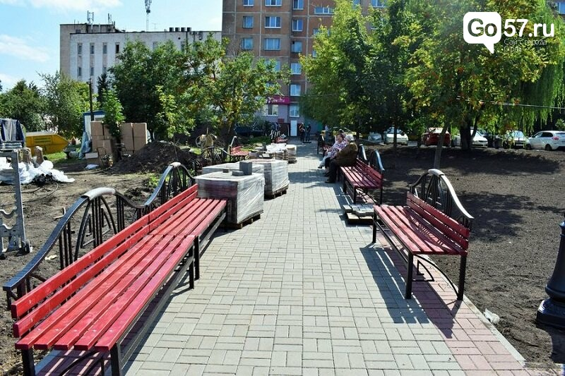 К Дню города Орла планируют благоустроить три общественные территории, фото-6
