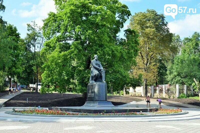 К Дню города Орла планируют благоустроить три общественные территории, фото-4