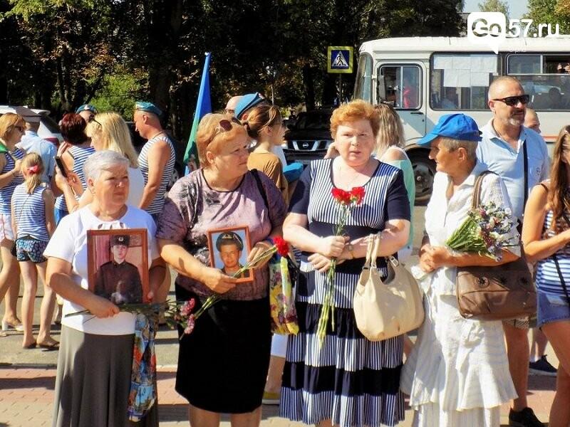 Показательные бои, кирпичи и цветы: как в Орле отметили день ВДВ, фото-2