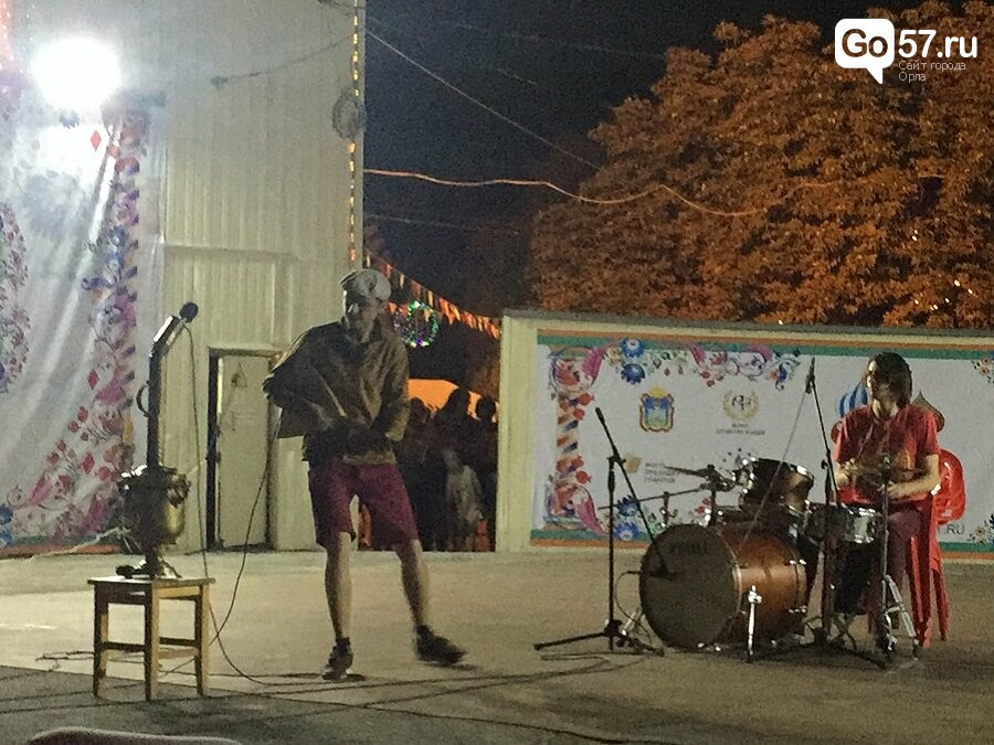 "Балалайка, танцы, петушок: как орловцы отожгли на ""Самоварфест"", фото-5"