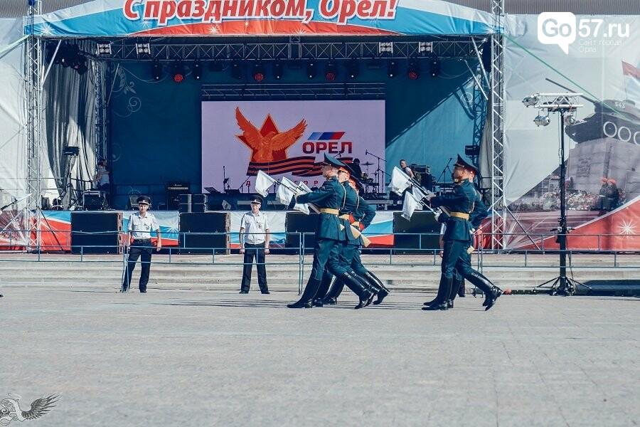 Выступление военнослужащих Преображенского полка в Орле, - ФОТО, фото-5