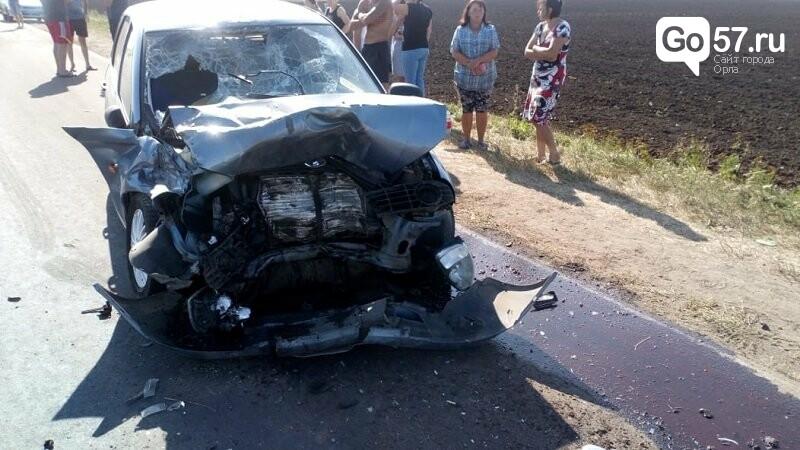 В ДТП под Орлом погибла пассажирка, фото-2