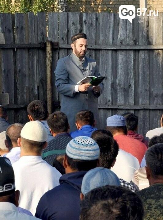 Мусульмане Орловской области отметили праздник Курбан-байрам, фото-1