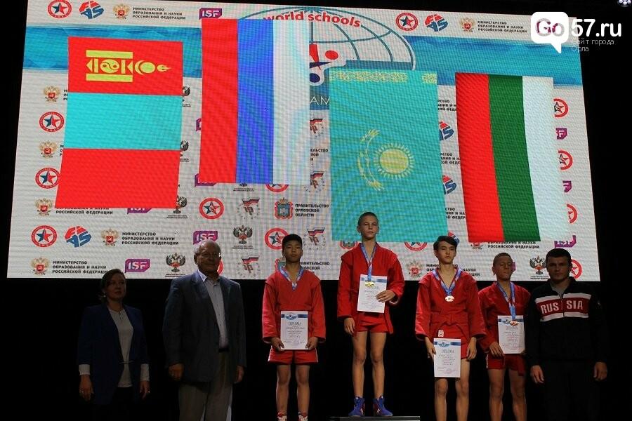 Золото Чемпионата мира среди школьников - 2018 осталось в России, фото-44