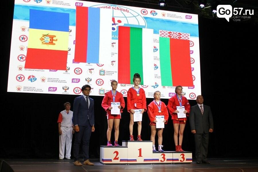 Золото Чемпионата мира среди школьников - 2018 осталось в России, фото-35