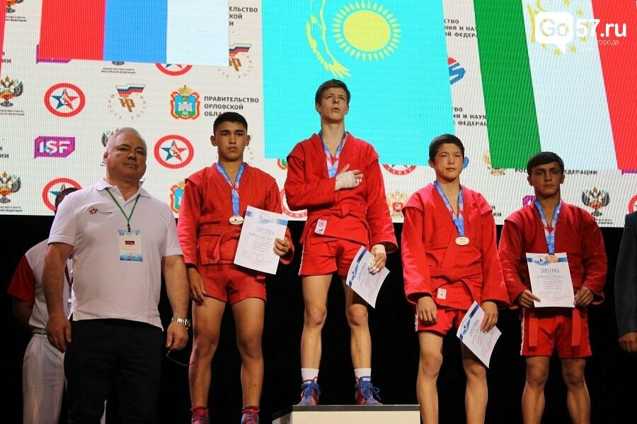 Золото Чемпионата мира среди школьников - 2018 осталось в России, фото-45